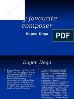 My Favourite Composer