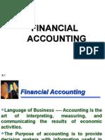 Financial Accounting - 1