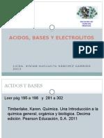 12 Acidos, Bases y Electrolitos