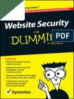 Symantec Website Security for Dummies En