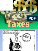 taxes powerpoint