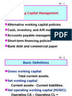 06A Working Capital Management