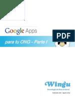 Manual Google Apps Julio 2012