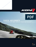 Koni 80 1319 Special Front D Shock for Volvo