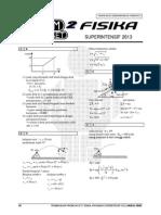 Pembahasan Ps2 Intensif SBMPTN 2013