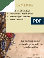 Cultura Clase Conferncia 2003