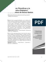 Acotaciones Filosoficas a La Hermeneutica Diatopica