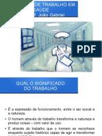 Processo de Trabalho em Saúde
