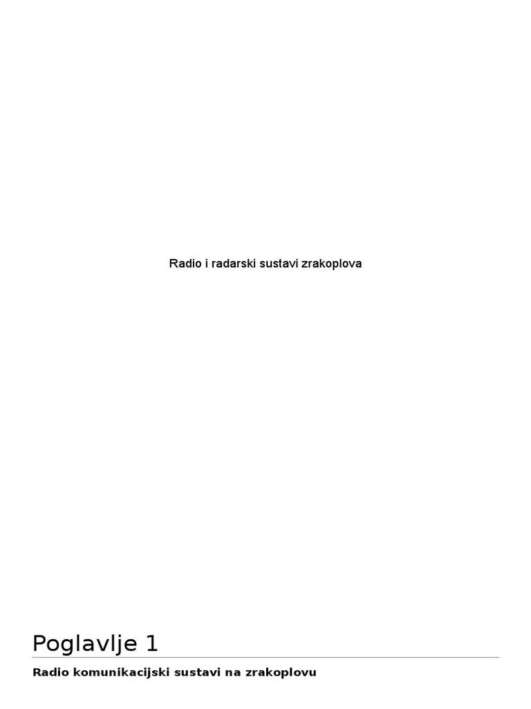 Aplikacija za upoznavanje zrakoplovne posade