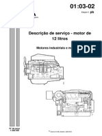Manual de Oficína D12 - Scania