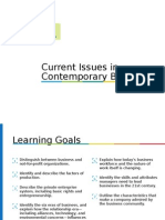 Ch 01 PPT Business contemporary