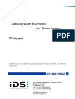 IDS Whitepaper 3D Stereo Vision