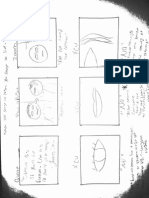 inspiration storyboard