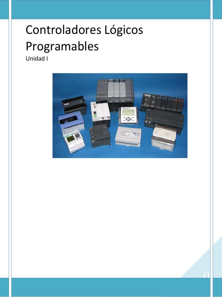 Controladores Logicos Programables - Unidad 1