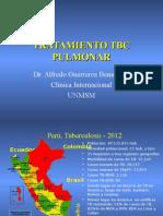Manejo de TBC