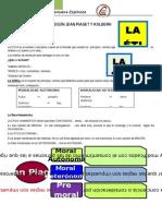 Separata y CasuÃ-sticas