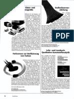 Lehrmittel Qualitative Kunststoffanalytik