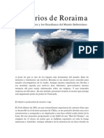 Informe Roraima- 2009