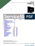 TV Philips LCD 42PFL3604 Chass (2)