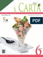 A La Carta, Edición Aniversario 2014