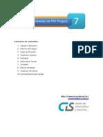 Unidad 7 - Generalidades de MSProject