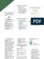 Palliative Care in New York Brochure 102