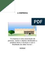 A Empresa-planejamento 2014.1