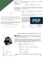 Integrales Triples en Coordenadas Cilindricas y Esfericas.