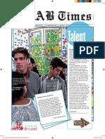 AB Times, april 2015.