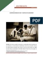 CADERNOS/DIÁRIOS DE ASÉ – ESCRITAS DE CANDOMBLÉ