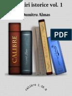 Povestiri-istorice-vol-1-Dumitru-Almas