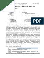 programacionCurricularEPT1grado