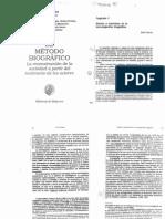 Sautu El Metodo Biografico Cap. 1