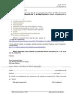 Instrucciones Pendientes Taller de Artesania 3º ESO 2014/2015