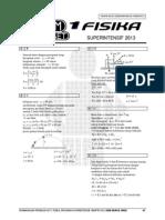 F Pembahasan Ps1 FISIKA Superintensif SBMPTN 2013