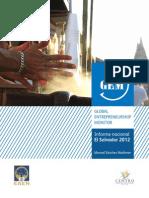 Global Ntrepeneurship Monitor ES 2012