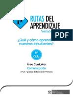 Documentos Primaria Comunicacion-IV