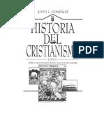 Historia Del Cristianismo I