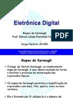 Aula6 Mapa de Karnaugh