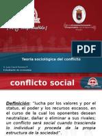 Teoría Sociológica Del Conflicto