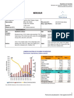 Oee Perfil de Mercosur