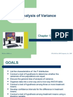 Bab 12 Analysis of Variance