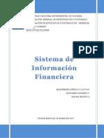 Informe Exposición - Sistema de Información Financiera