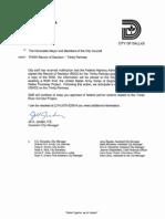 FHWA Record of Decision Memo