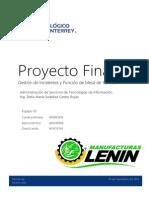 Proyecto Final ASTI