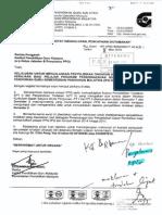 Surat Kelulusan Kajian Tindakan IPGM