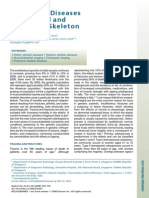 Imaging of Diseases of the Axial and Peripheral Skeleton