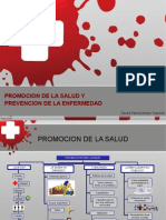 Promocion de la salud y Prevencion de la enfermedad