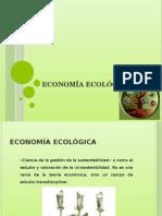 Economía Ecológica