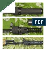 AK47 silencer